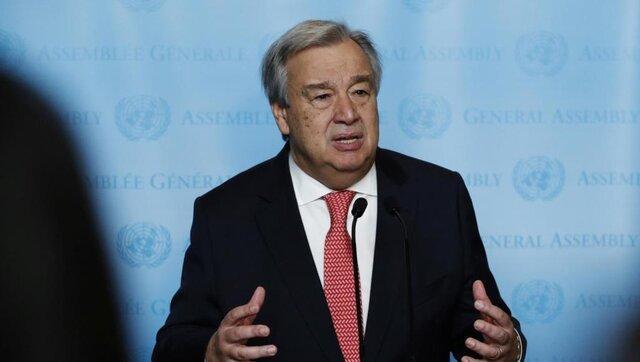 گوترش: رهبران دنیا به مسائل معترضان گوش نمایند