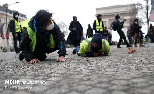 دخالت مجدد فرانسه در امور داخلی ایران، بی بی سی بوقچی سیاست غرب