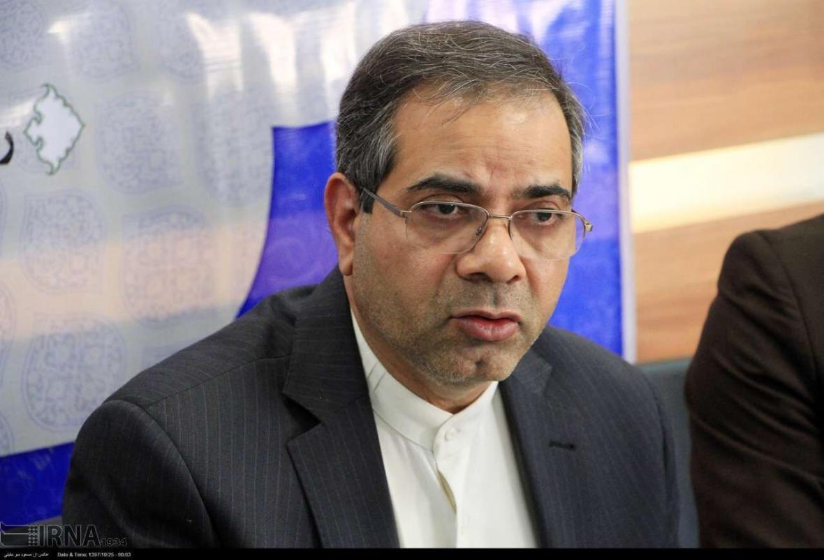 خبرنگاران افزایش دوباره ورودی های بیمارستان شهید صدوقی یزد